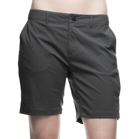 Houdini W's Liquid Rock Shorts Rock Black